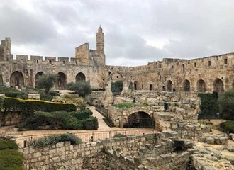 The Holy City, Israel