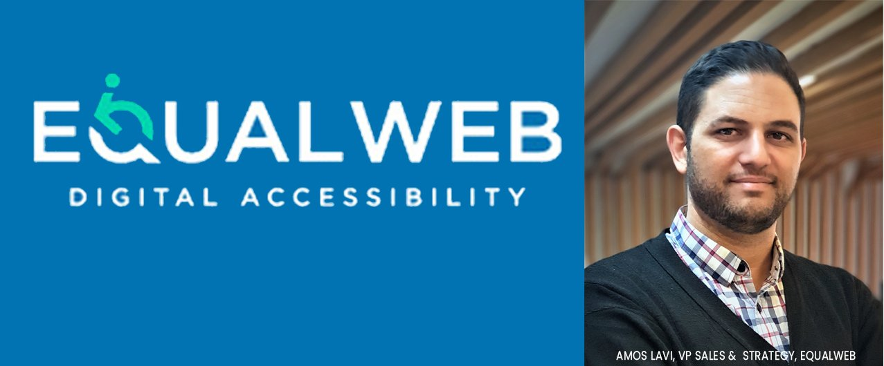 EqualWeb's Amos Lavi, VP Sales and Strategy