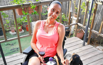 Tali Maron – Blogger with a disability